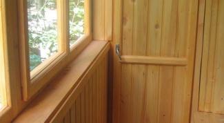 Как остеклить балкон самому