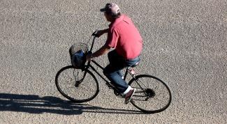 Как научиться на велосипеде
