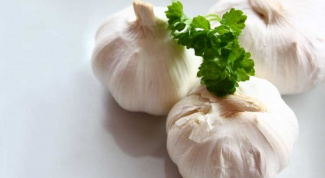 How to get rid of garlic odor