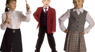 Как одеться стильно в школу