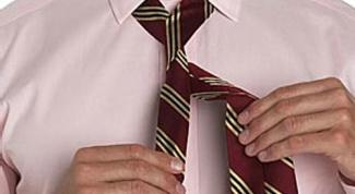 Как носить галстук и зажим к нему