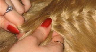 Как плести косички на волосах