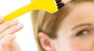 How to lighten black hair