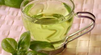 Как пить зелёный чай