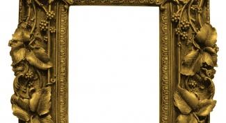 Как оформить рамку для фото