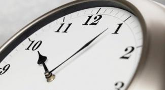 Как менять время в 2017 году