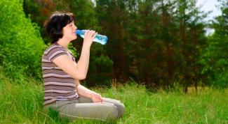 Как вывести лишнюю воду