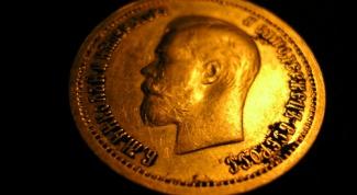 Как очистить монеты от ржавчины