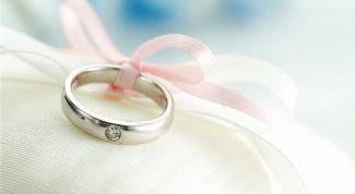 Как определить размер кольца на палец