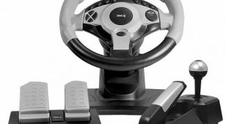Как настроить руль для игр
