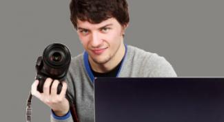 Как переписать фото с камеры на компьютер