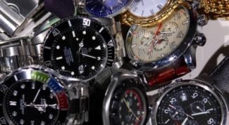 Как отличить настоящие часы от подделки