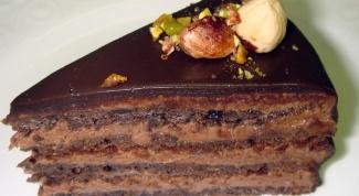 Как испечь ореховый торт