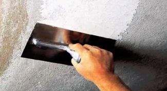 Как подготовить поверхность