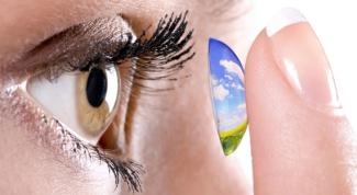 Как менять цвет глаз