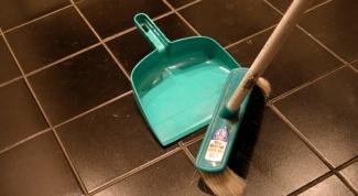 Как отмыть плитку