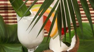 открыть кокос в домашних условиях