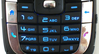 How to unlock the phone keys