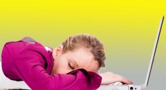 Как включить спящий режим