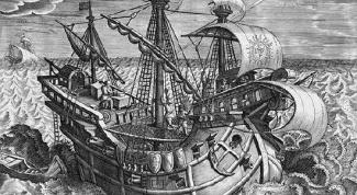 Как нарисовать корабль в 2017 году