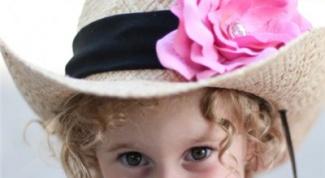 Как сделать шляпу