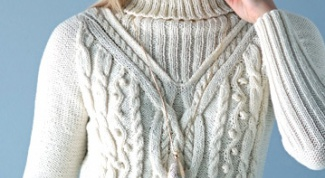 Как вязать спицами свитер в 2018 году