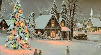 Как славить рождество