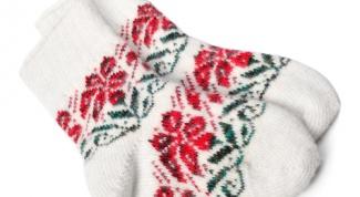 Как научиться вязать носки