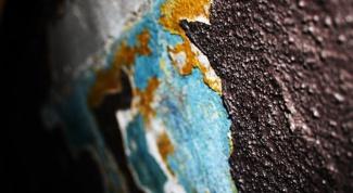 Как удалить старую краску