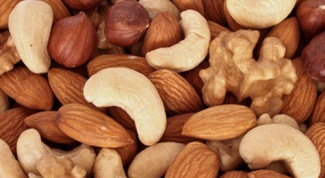 Как очистить орехи