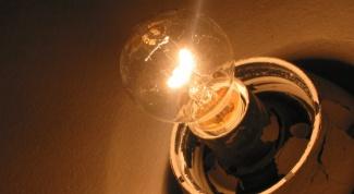 Как сделать лампочку
