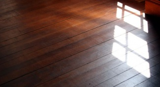 How to put hardwood floor