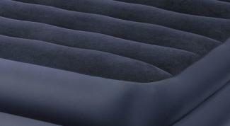 How to seal an air mattress