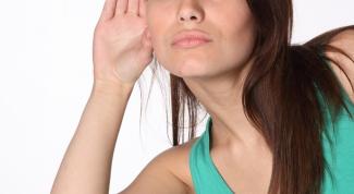 Как закапать в ухо