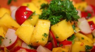 Как и с чем едят манго в 2018 году
