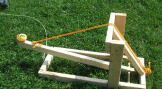 How to make a catapult
