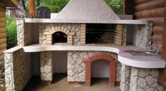 Как построить барбекю