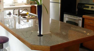 How to install countertop