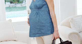 Как вставать на учет по беременности