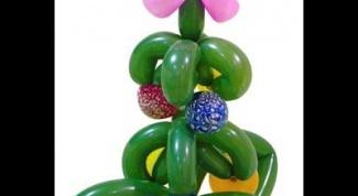 Как делать фигурки из шариков