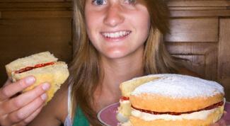 Как приготовить бисквитное тесто
