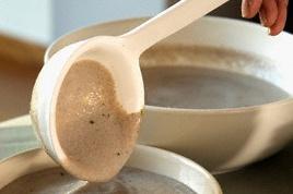 Как приготовить суп-пюре из шампиньонов