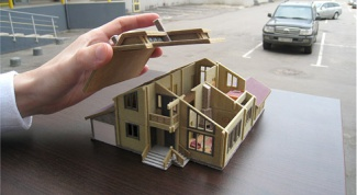 Как сделать макет дома своими руками