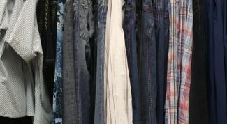 Как определить размер одежды мужчин