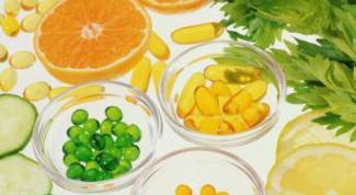 Как принимать витамин e