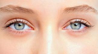 Как сделать белки глаз белее
