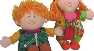 Как сделать лицо для куклы