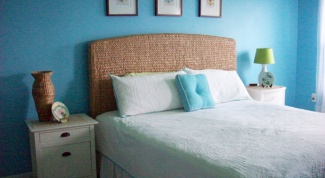 How to put a bed on Feng Shui