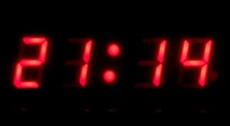 Как поставить время