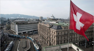 Как открыть счет в швейцарском банке